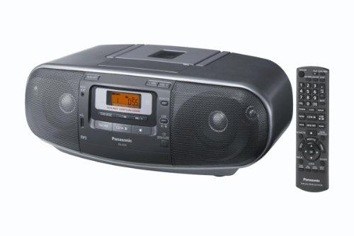 Panasonic RX-D55 Radiorekorder (CD-Player,MP3)
