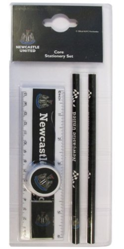 Official Football Team Core Stationery Set (Newcastle) -