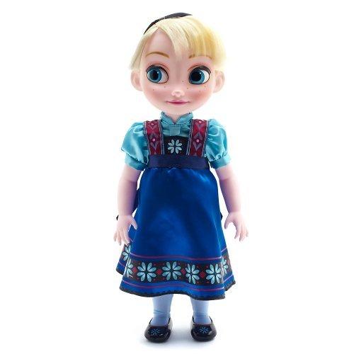 Disney Store - Elsa Puppe - Die Eiskönigin - völlig - Disney Sammler-puppen