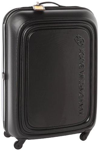 mandarina-duck-suitcase-logoduck-taille-unique-black-noir-651-131ddv03