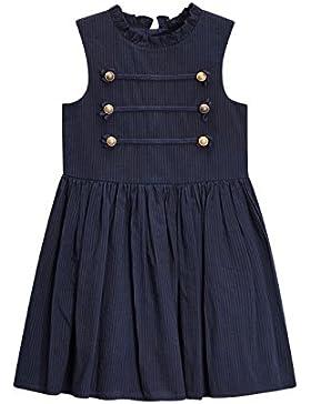 next Niñas Vestido Militar (3-16 Años) Estándar
