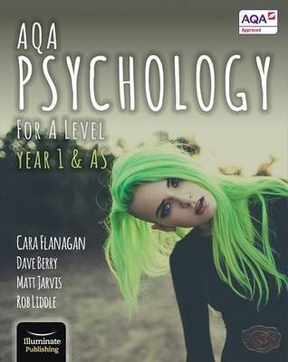 [(AQA Psychology for A Level Year 1 & AS - Student Book)] [By (author) Rob Liddle ] published on (March, 2015)