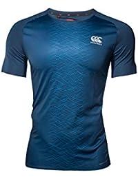 Vapodri+ Superlight - Tshirt Entraînement Graphique - Bleu Majolica