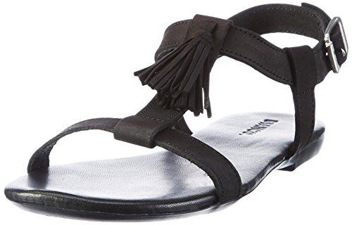 BIANCO TBar 2149247 Sandali Donna Nero Black 40 EU Scarpe