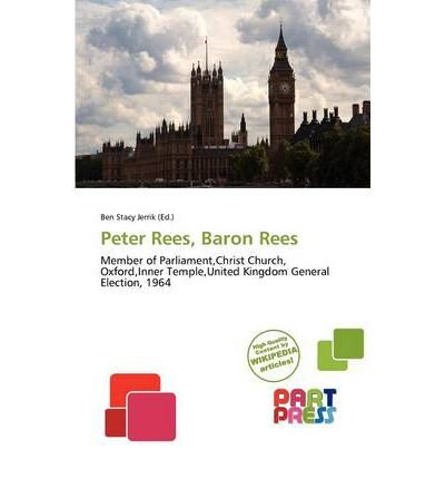 [ [ PETER REES, BARON REES BY(STACY JERRIK, BEN )](AUTHOR)[PAPERBACK]