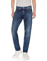 LTB Herren Jeans Joshua Slim Fit blue lapis wash, Größe:W 38 L 32;Farbe:blue lapis wash (3923)