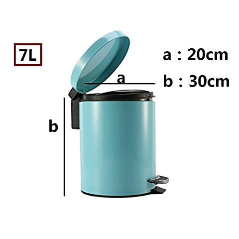 Poubelle automatic sensor touchless stainless steel trash bin home use waste can-E
