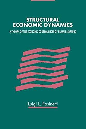 [(Structural Economic Dynamics)] [By (author) Luigi L. Pasinetti] published on (November, 2006)