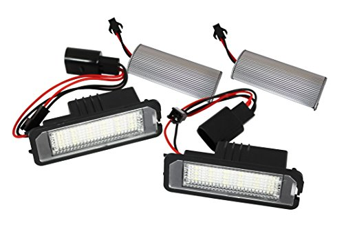 Preisvergleich Produktbild v-030601Anzahl Teller Lichter 12V 18LED E4