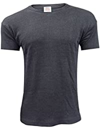 B.U.L ® Mens Extreme Hot Thermal Underwear Short Sleeve Vest Suitable for Winter, Outdoor Work, Travel, Camping & Ski Wear Size S-XL