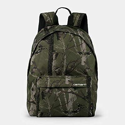 Carhart WIP Payton - Mochila con diseño de Camuflaje, Color Verde
