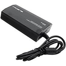 Anima ANBP100 - Cargador universal para portátil (compacto y compatible con todos los dispositivos, ecológico, 100-240 V, 100 W) color negro
