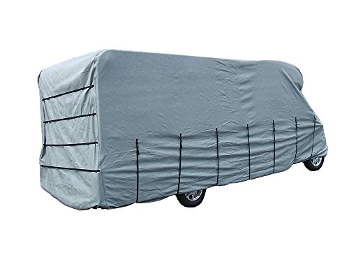 Maypole 9421 Motorhome Cover Fits up to 5.7 m – Grey