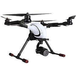 Walkera 15003400–Voyager 4cuadricóptero RTF–FPV de dron con 4K UHD de cámara