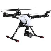 Walkera 15003400 - Voyager 4 Quadrocopter RTF - FPV-Drohne mit 4K UHD-Kamera