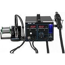 control digital y memorias Estacion de soldadura Aire Caliente MLINK H1