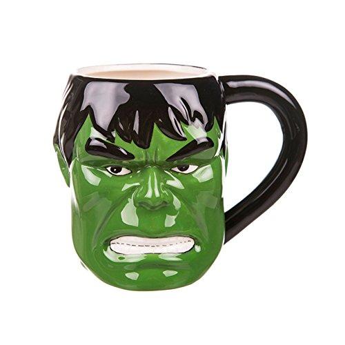 Image of Incredible Hulk - 3D Shaped Mug