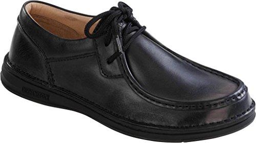 Birkenstock Shoes Pasadena Herren Derby Schnürhalbschuhe Black