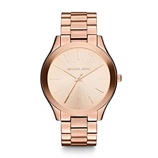 Michael Kors Orologio Analogico Quarzo Donna con Cinturino in Acciaio Inox MK3197 (B00C6PIJPA) | Amazon price tracker / tracking, Amazon price history charts, Amazon price watches, Amazon price drop alerts