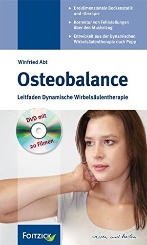 Osteobalance: Leitfaden Dynamische Wirbelsäulentherapie