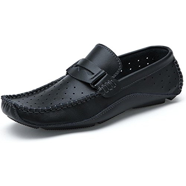 Hommes, Chaussures Décontractées, Respirantes, Mode, Chaussures Creuses, Respirantes, Décontractées, Décontractées, Chaussures De Conducteur - B07G8SX4Y5 - 8e9dce