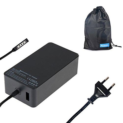 Preisvergleich Produktbild iGears-Pro 48W 12V/3.6A Ersatz AC Adapter Laptop Notebook Tablet Netzteil Ladegerät Charger für Microsoft Surface Pro/RT Surface Pro 1 Pro 2