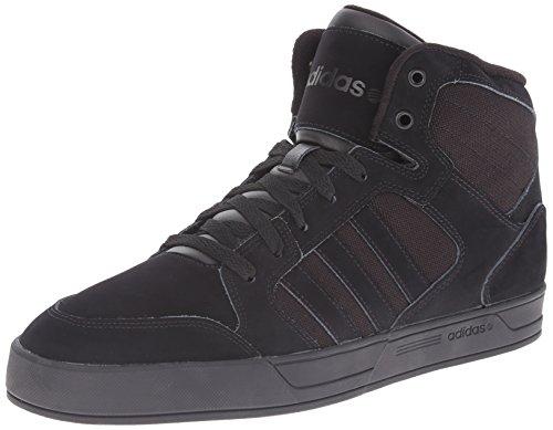 Adidas Neo Raleigh Mid Chaussures à lacets, noir / noir / noir, 7 M Us Black/Black/Black