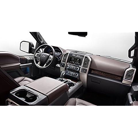 Classic y la coche ADS y muscular Art Ford F-150(2014) Truck Póster en 10mil Archival papel satinado interior marrón Ver, papel, Brown Interior View, 36