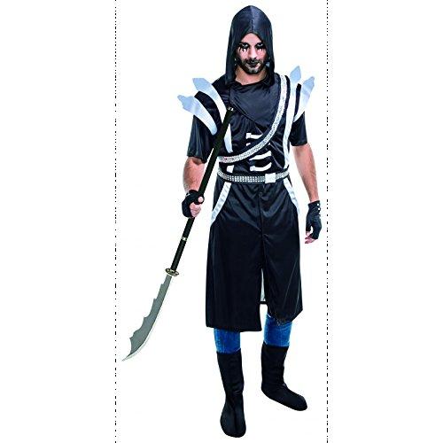 MEN'S WITCH HUNTER COSTUME, SIZE M/L (KOSTÜM-HALLOWEEN) (Halloween Hunter Kostüm)