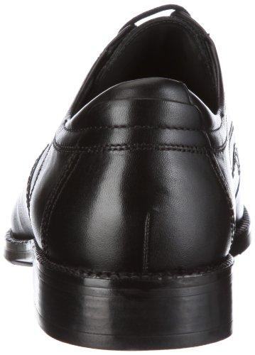 Sioux Drees, Chaussures de ville homme Noir (Berlin Schwartz)