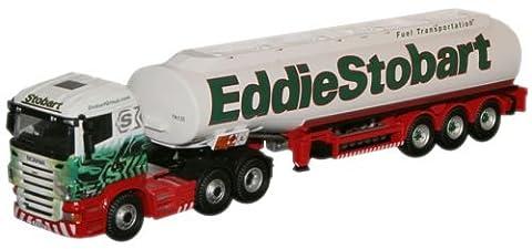STOBART Eddie Scania Highline Tanker