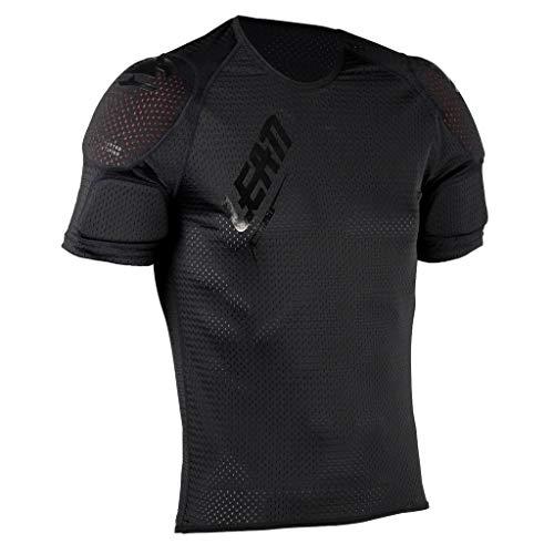 Leatt 3Df Airfit Lite, Protezione Toracica Moto Unisex - Adulto, Black, XL