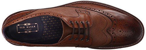 Ted Baker Cassiuss 4, Brogues Homme Marron (Tan)
