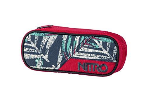 Preisvergleich Produktbild Nitro Snowboards Federmäppchen Pencil Case, Broken Palms; 20 x 8 x 6 cm, 100g, 1131878001