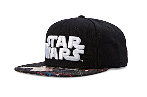 Star Wars VII: The Force Awakens Falcon Fight Snapback Baseballl Cap