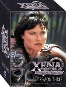 Xena Warrior Princess: Season 3 [DVD] [Region 1] [US Import] [NTSC]