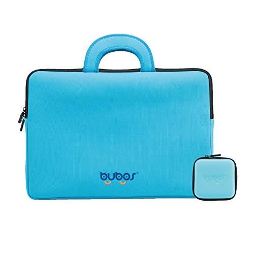 """BUBOS 14-15.4 Zoll Laptop-Tasche mit Griff , Notebook-Tasche mit wasserdichtem Gehäuse kompatibel mit MacBook Pro 15""""/ Oberflächenbuch 2 15"""", Ultrabook-Chromebook HP Lenovo ASUS Acer Samsung Dell"""