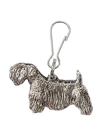 Sealyham Terrier Made in UK, Collection Tirette Artistique Style Chien