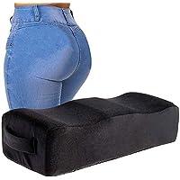 Oreiller pour soulever les fesses, matériau en polyester, coussin élastique pour siège après la chirurgie, coussin pour…