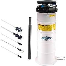 Ajuste Herramientas 6,5 litros neumático y funcionamiento manual bomba de aceite O cambiador de