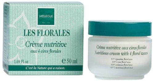 Laboratoire Messegué Crème Nutritive aux 4 Cires Florales Pot de 50 ml