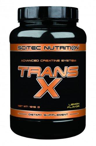 Scitec Nutrition Trans-X 1816g Zitrone - Das ultimative Transportsystem - Top-energy24 Spezialangebot