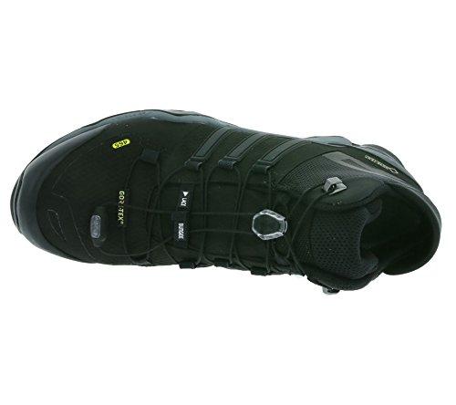 adidas Terrex Fast R Mid Gtx, Bottes de Randonnée Homme Schwarz