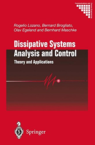 Dissipative Systems Analysis and Control. : Theory and Applications