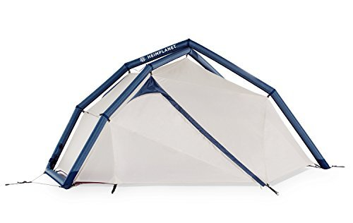 Heimplanet Fistral Tent - Seedpearl Sand/Insignia Blue/Dark Purple by Heimplanet