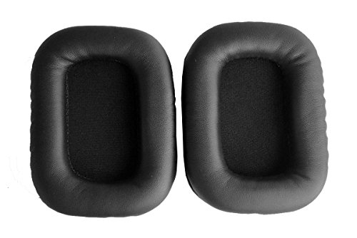 ersatz - ohrpolster ohrschalten leder kissen ersatzteile für verrückt catz tritton ax720 tritton 720 + 7,1 surround - stereo - headset tritton axt pro ps4 kaiken kopfhörer (earmuffes) (1 pair)