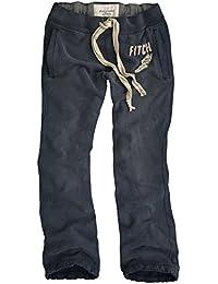Abercrombie - Homme - Classic Destroyed Sweatpants Pantalons - Manche