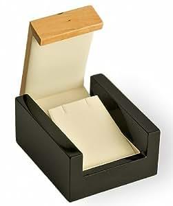 ZURICH WOODEN LARGE PENDANT BOX - WOODEN LARGE PENDANT BOX - ZURICH COLL