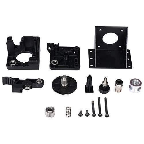 Vpqtettuecu Neue 3D-Drucker upgrated Titan Extruder-Kits for V6 J-Kopf Bowden 1,75 mm Filament mit Hotend Treiber Verhältnis 3: 1 3D-Drucker-Teile Zubehör -