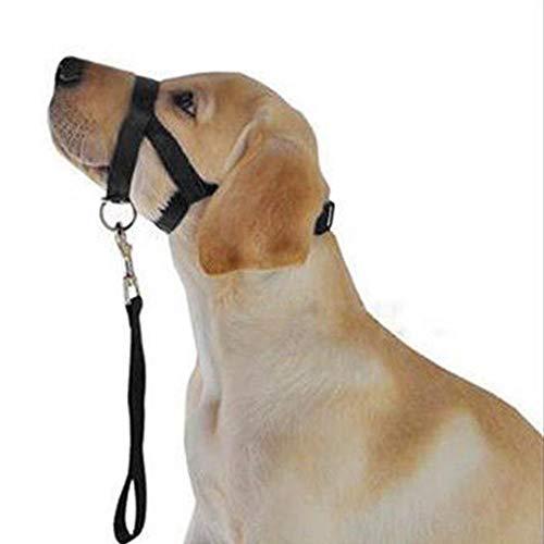 Ogquaton Cuello Ajustable de la Cabeza de Perro